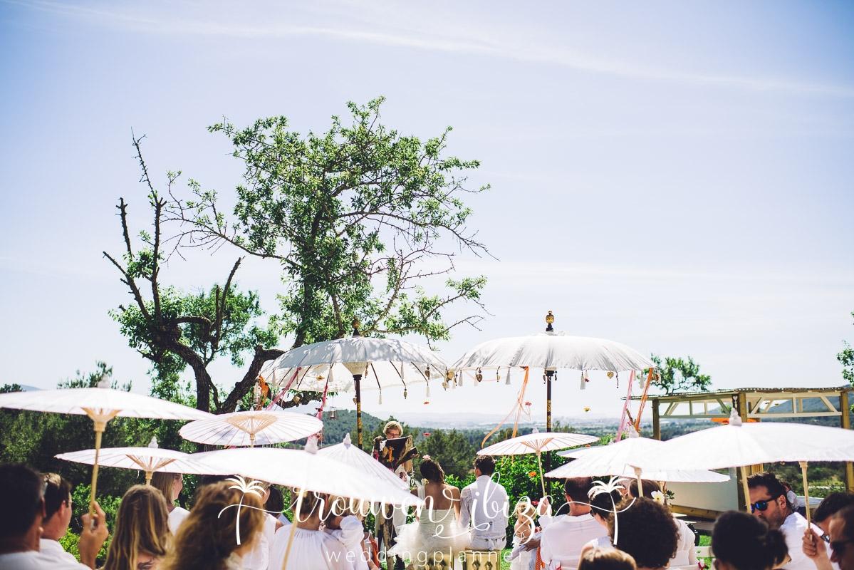 Trouwen Ibiza