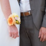 Bloemen bruiloft Ibiza